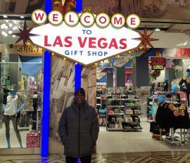 Las Vegas USA March 2020